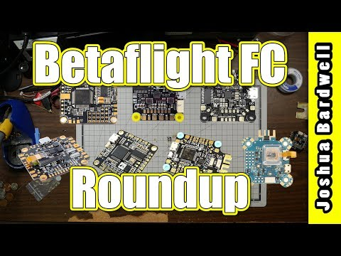 Betaflight Flight Controller Roundup | PART 1 | BEST BETAFLIGHT FLIGHT CONTROLLER