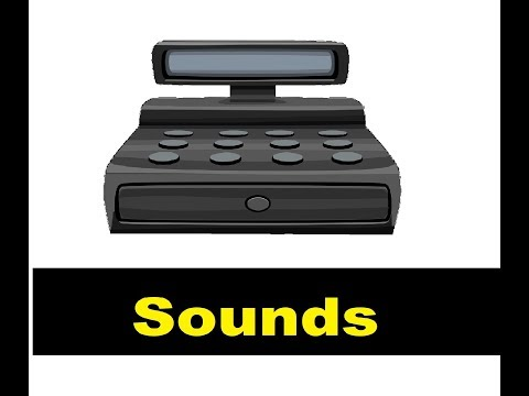 Cash Register Sound Effects All Sounds