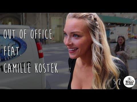Are you ACTUALLY dating that person? Out of Office Feat. Camille Kostek