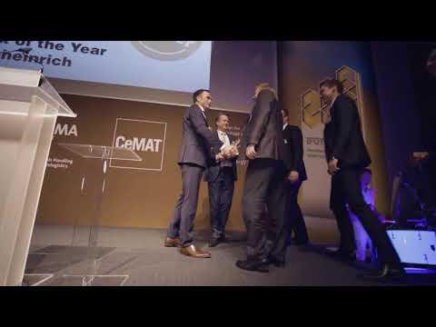 Doppelsieg Jungheinrich gewinnt 2 IFOY Awards 2018