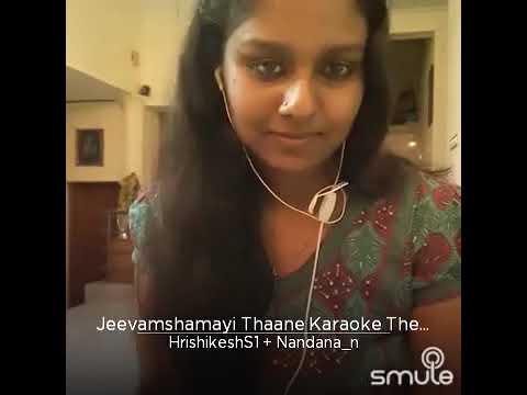 jeevamshamayi thaane by nandana