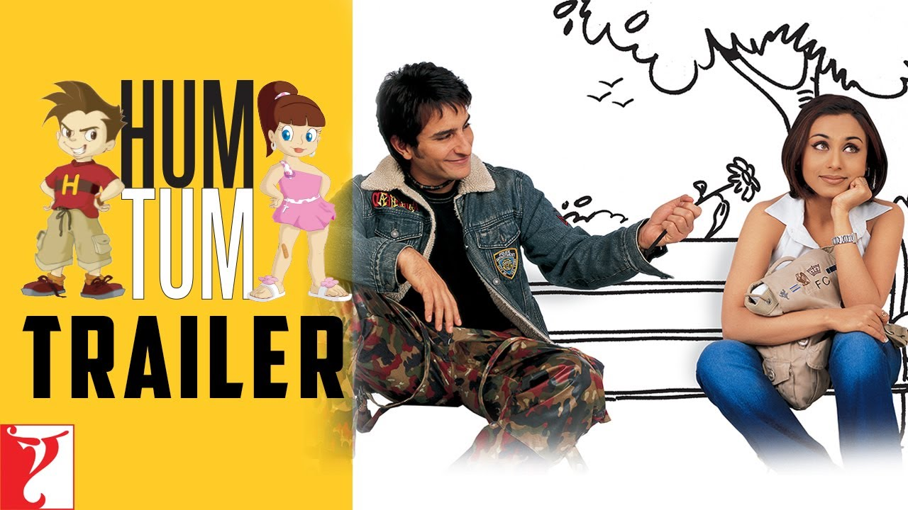 Download Hum Tum | Official Trailer | Saif Ali Khan | Rani Mukerji