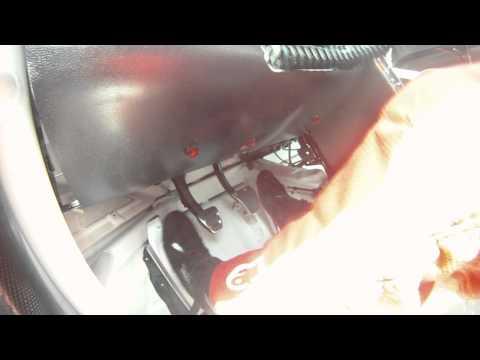 Pedal Camera Porsche Cup Car 997