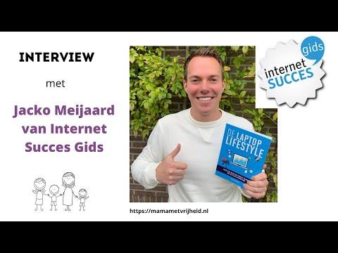 #23 Interview met Jacko Meijaard van Internet Succes Gids