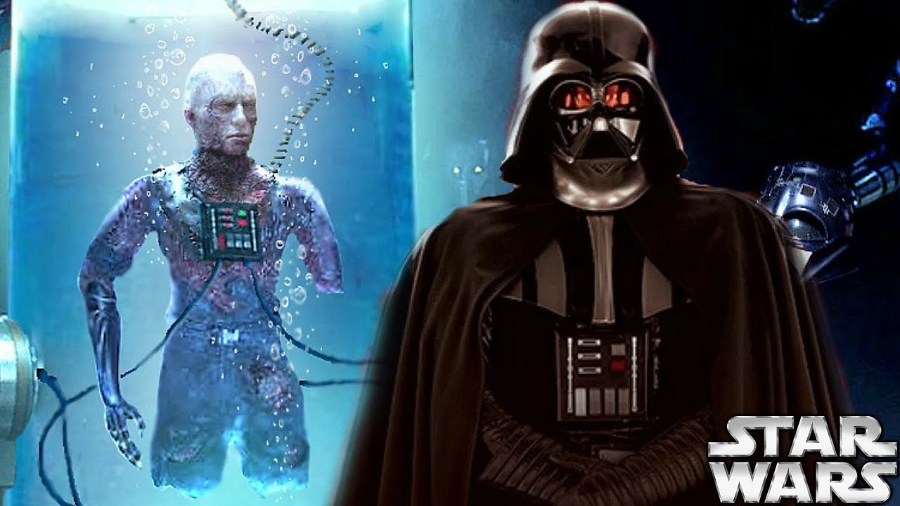 the darth vader within essay