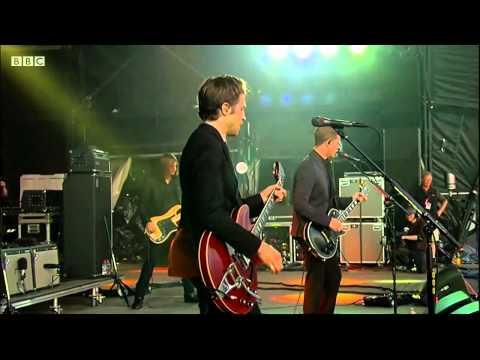 01  Say Hello to the Angels  Interpol Glastonbury 2014