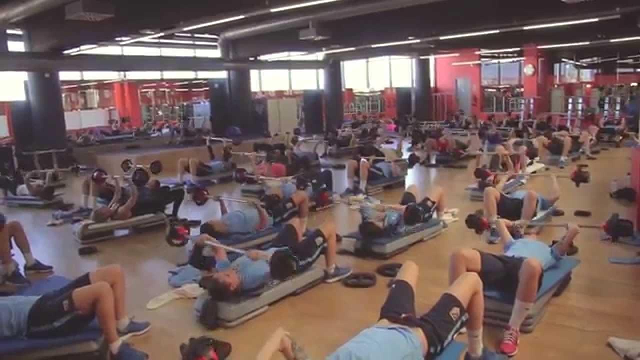 entrenamiento en el gimnasio f sico de majadahonda youtube