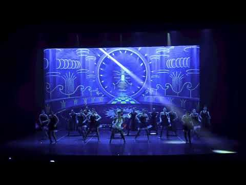 Moulin Rouge - Rhythm of the Night (Finale Passo D'addio 2017)