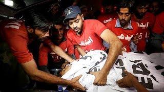 باكستان: 52 قتيلا وعشرات الجرحى في تفجير تبناه داعش