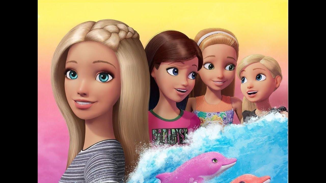 barbie die magie der delfine kinox
