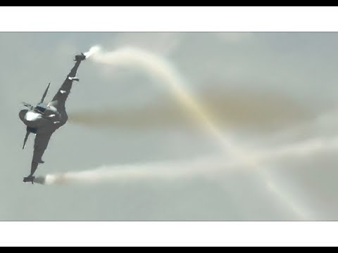 Gripen (anti)Gravity  - RIAT 2018