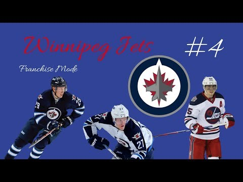 "NHL 18 - Winnipeg Jets Franchise Mode #4 ""LA"""