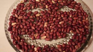 Жарим арахис