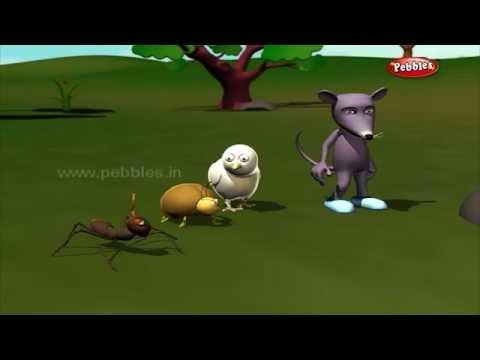 marathi animal stories