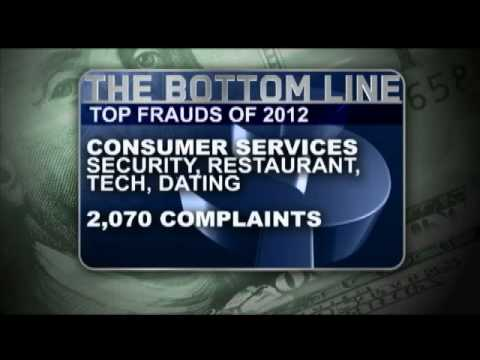 AG's office releases Top Consumer Frauds of 2012