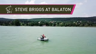Carp Fishing Action at Balaton - Steve Briggs
