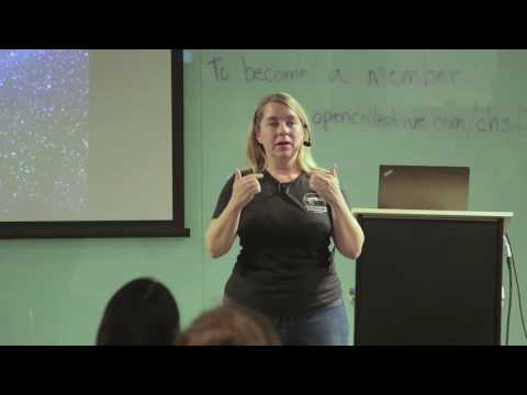 Convergence of Science, Spirituality, & Technology | Cassi Vieten @ CH SF
