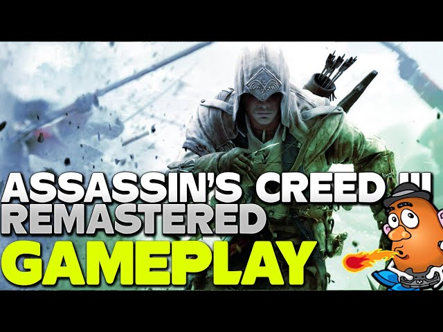 An Introduction to Assassins Creed III Remastered | Xbox One X Gameplay