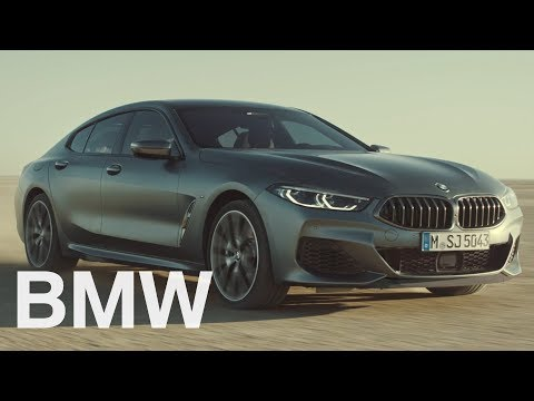 The first-ever BMW 8 Series Gran Coupe. Official Launch Film.