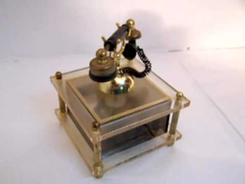 Telephone Music Box