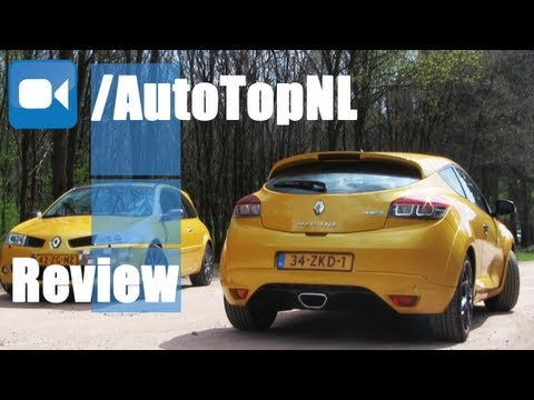 Renault Megane RS Old vs New Review (RS 230 F1 Team vs 265 Cup)