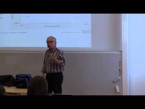 Johan Lönnroth lecture 7 Global Studies Gothenburg