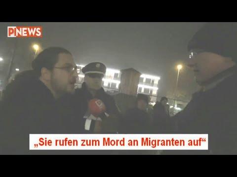 Beleidigungen und Verleumdungen des SPD-Politikers Markus Guinand gegen Stürzenberger