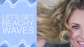 Style Loose Beachy Waves with Dry Shampoo | Ulta Hair Tutorial Thumbnail
