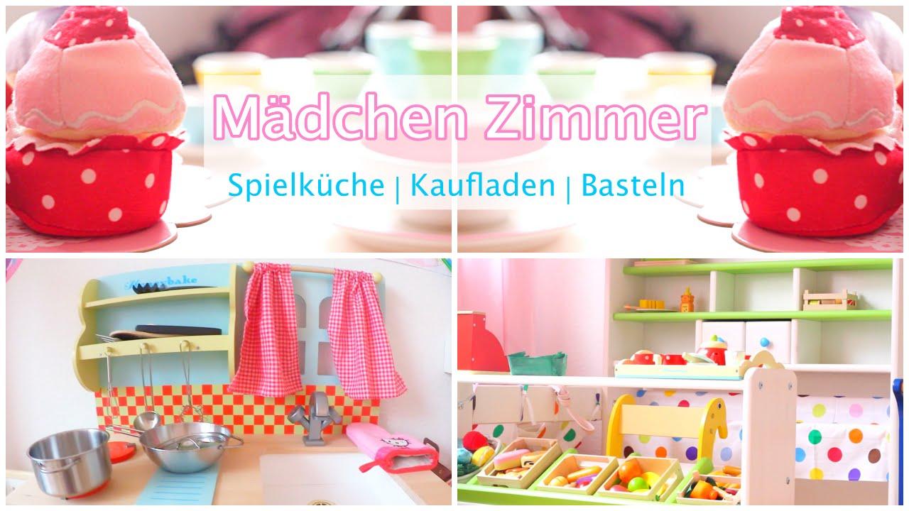 ROOMTOUR KINDERZIMMER | Kaufladen & Bastelecke | Kleinkind | Isabeau ...