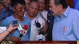 24Oras: Suspek sa pag-rape at pagpatay sa batang babae sa Maynila, arestado