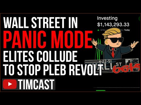 Wall Street In PANIC MODE, Trading On GameStop And AMC Halted As Plebs NUKE Elite's Hedge Funds
