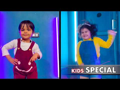 Kids Live Online Dance Classes | Choreo N Concept | Learn From Home