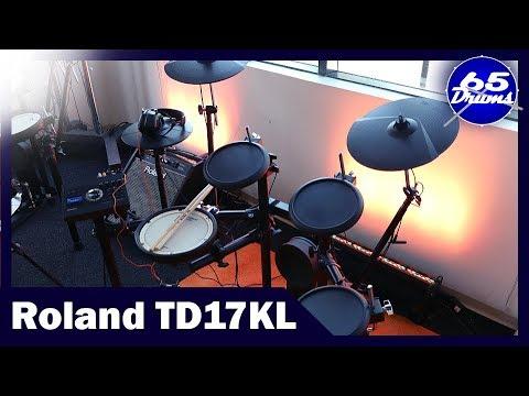Roland TD17KL First Impressions (In-depth Analysis)