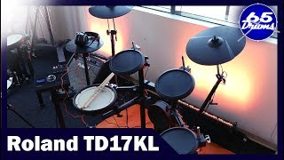 Roland TD17KL First Impressions (In-depth Analysis)
