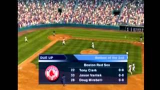 Triple Play 2002 PS2 gameplay sample