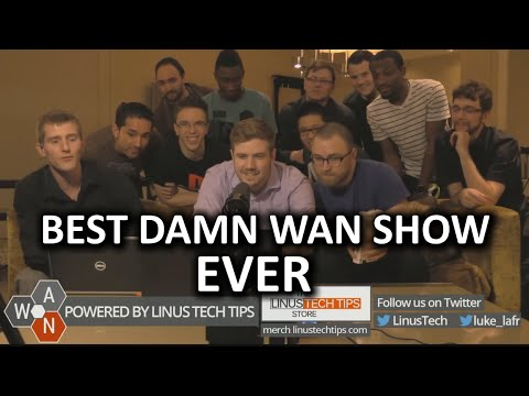 The WAN Show AMAZING CES Edition - with MKBHD, Unbox Therapy & Austin Evans - Jan 9, 2015