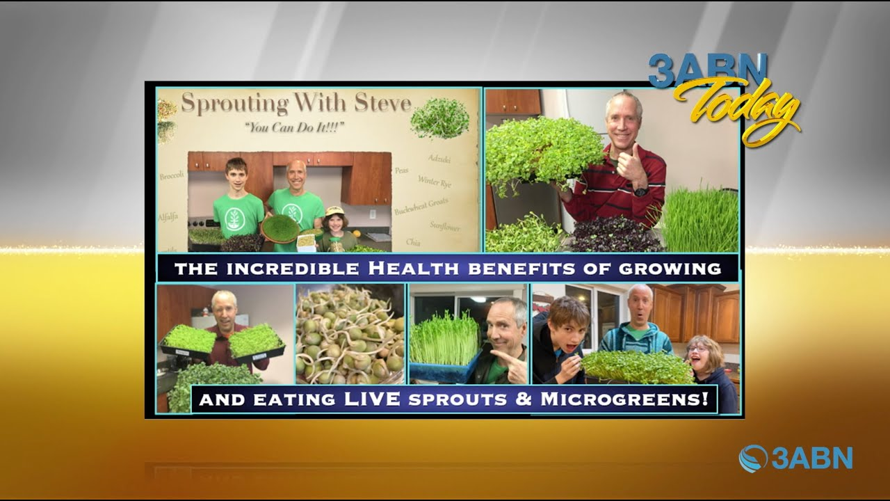 The Health Benefits of Sprouting