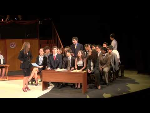 Legally Blonde Act ll (Fri Complete) ISKL HS Musical 2013