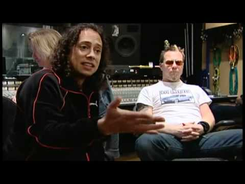 MetallicA - Talking About Bass Players...