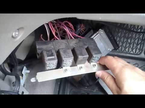 Не работает вентилятор охлаждения в Калине