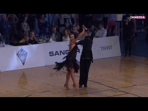 Vjatšeslav Slizen - Anita Sõtšugova | R2 Paso Doble | Eesti Meistrivõistlused 2018