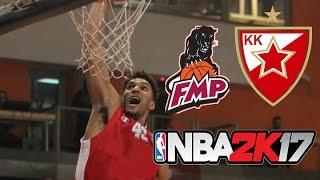 Jonah Bolden NBA 2K17 BC Red Star