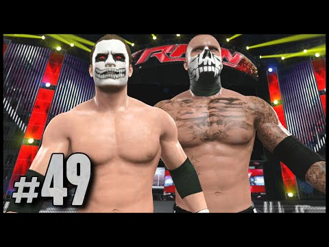 WWE 2K15 | Universe Mode - 'GORE VS PERKINS ?!' | #49