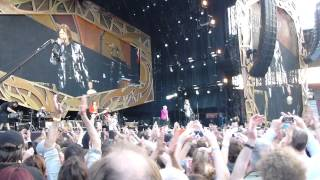 The Rolling Stones-You Got Me Rocking/It's Only Rock'n Roll-live in Zurich 1.6.14