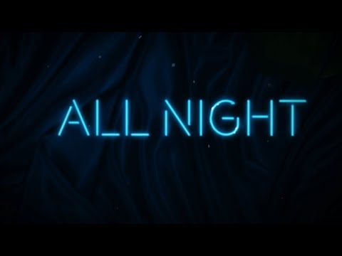 Steve Aoki x Lauren Jauregui - All Night (Lyric Video) [Ultr