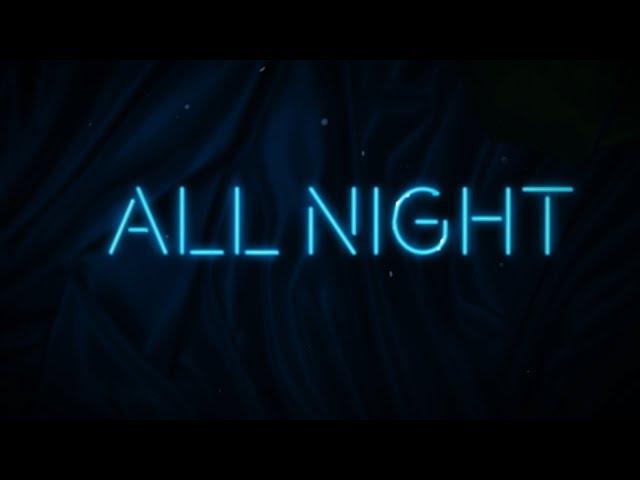 Steve Aoki x Lauren Jauregui - All Night (Lyric Video) [Ultra Music]