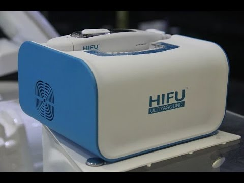 HIFU Ultrasound skin tightening wrinkle removal machine for home use