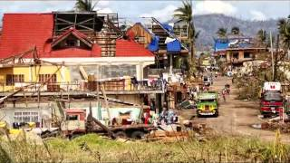 """typhoon pablo  aftermath in boston & cateel davao oriental"" by:rolandjumawan studio"