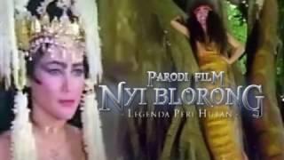 Video PARODI  NYI BLORONG titisan NYI RORO KIDUL download MP3, 3GP, MP4, WEBM, AVI, FLV Oktober 2018