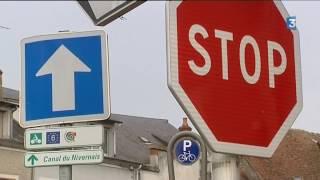 Une ville sans feu rouge : l'exemple de Decize dans la Nièvre